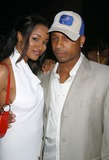 Karl Kani Photo - Smooth Magazine Celebrates Vivica a Fox Cover with Hollywood Party-inside at Club Ivar Hollywood California 04202004 Photo by Clinton H WallaceipolGlobe Photos Inc 2004 Enya Flack and Karl Kani