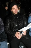 Rick Solomon Photo - Rick Solomon Olympus Fashion Week Cynthia Rowley (Celebrities) Fall 2004 Collection at Bryant Park New York City 2122004 Photo by Barry TalesnickipolGlobe Photosinc