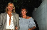 Alexander Godunov Photo - Jacqueline Bisset 10-1983 with Alexander Godunov 12985 Photo by Phil Roach-ipol-Globe Photos