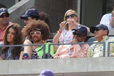 Redfoo Photo - Redfoo and Father Barry Gordy on Day 7 at Tennis Us Open at Arthur Ashe Stadium 9-2-2012 Photo by John BarrettGlobe Photos