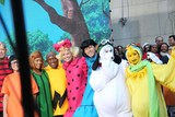 Kathy Lee Photo - Tamron Hall AL Roker Savannah Guthrie Matt Lauer Hoda Kotb Kathie Lee Gifford Take Part in Today Show Spooktacular Costume Party Rockefeller Center NYC October 30 2015 Photos by Sonia Moskowitz Globe Photos Inc