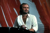 Phil Collins Photo - Live Aid Concert at Veterans Stadium Philadelphia 07-15-1985 Photo Mike Grossman-Globe Photos Inc 1985 Phil Collins Liveaidretro