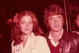 Amy Irving Photo - Steven Spielberg with Amy Irving Supplied by Globe Photos Inc