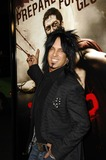 Nikki Sixx Photo - Los Angeles CA March 5 2007 Recording Artist Nikki Sixx During the Premiere of the New Movie From Warner Bros Pictures 300 Held at Graumanns Chinese Theatre on March 5 2007 in Los Angeles Photo by Michael Germana-Globe Photos 2007
