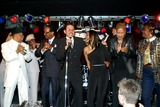 Ann Peebles Photo - The Chi-lites_ann Peebles_carla Thomas K30296rm Miramax Films Presents and Welcomes You to Only the Strong Survive Premiere and Party at Bb Kings Bar and Grill in New York City 4292003 Photo Byrick MacklerrangefinderGlobe Photos Inc