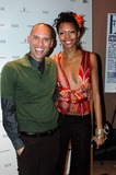 Andrae Gonzalo Photo - Elle Project Hosts Viewing Party For 2nd Season Premiere of Bravos Project Runway and Launch of Project Runway Magazine Aer New York City 12-07-2005 Photo by Ken Rumments-Globe Photos 2005 Andrae Gonzalo Danyelle Vilmeney