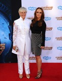 Annie Starke Photo - Glenn Close Daughter Annie Starke attending the Los Angeles Premiere of Guardians of the Galaxy Held at the Dolby Theatre in Hollywood California on July 21 2014 Photo by D Long- Globe Photos Inc