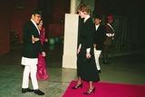 King Queen Photo - Alpha M013137 04_03_93 Princess Diana with the King  Queen of Nepal  Crown Prince Dipendra Kathmandu Nepal Credit AlphaGlobe Photos Inc