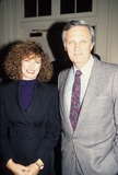 Alan Alda Photo - Anne Archer with Alan Alda 1989 A4037 Photo by Adam Scull-Globe Photos Inc
