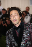 ADRIAN BRODY Photo - The Costume Institute Gala Benefit China Through the Looking Glass  Red Carpet Arrivals the Metropolitan Museum of Art NYC Photos by Sonia Moskowitz Globe Photos Inc 2015 Adrian Brody