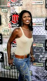 Omarosa Stallworth Photo - Omarosa Stallworth - G-phoria Videogame Award Show - Los Angeles Center Studios Los Angeles CA - 07-27-2005 - Photo by Nina PrommerGlobe Photos Inc2005