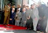 Louis Gossett Jr Photo - Entertainer Dick Gregory Honored with Star on the Hollywood Walk of Fame 1650 N Vine Street Hollywood CA 02022015 Mitch Ofarrell Dick Gregory Leron Gubler Roseanne Barr Rob Schneider and Louis Gossett Jr Clinton H WallaceipolGlobe Photos