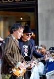 R E M Photo - Rem Performing on Nbcs Today Show Concert Series Rockefeller Plaza NBC Studios New York City 1032003 Photo Ken Babolcsay Globe Photos Inc 2003