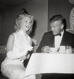 Tuesday Weld Photo - Tuesday Weld and Tab Hunter Nate CutlerGlobe Photos Inc