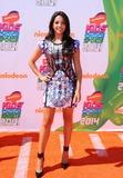 Ana Villafane Photo - Ana Villafane attending the 2014 Nickelodeon Kids Choice Sports Awards Held at the Uclas Pauley Pavilion in Los Angeles California on July 17 2014 Photo by D Long- Globe Photos Inc