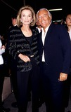 Lee Radziwill Photo - Lee Radziwill and Giorgio Armani Photo Byrose HartmanGlobe Photos Inc