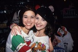 Sydney Penny Photo - Sydney Penny with Sarah Michelle Gellar at Christmas Shoot 1993 16780 Photo by Judie Burstein-Globe Photos Inc