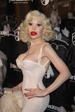 Amanda Lepore Photo - Amanda Lepore at Sirius Xm Radio Reopens Studio 54 One Night Only 10-18-2011 Photo by John BarrettGlobe Photos Inc