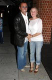 Victor Drai Photo - Celebs Out and About Victor Drai and His Girlfriend Arrived to Mr Chow Restaurant in Beverly Hills CA Victor Drai Owns a Drais Casino in Las Vegasnevada Photo by Milan RybaGlobe Photos Inc2004 Victor Drai and Girlfriend
