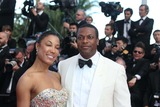 Azja Pryor Photo - Actor Chris Tucker and Azja Pryor Attend the Premiere of Behind the Candelabra During the the 66th Cannes International Film Festival at Palais Des Festivals in Cannes France on 21 May 2013 Photo Alec Michael