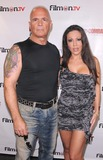 Amy Fisher Photo - Press Conference For Celebrity Fight Night at 9021go Showroom in Beverly Hills CA 92611 Photo by Scott Kirkland-Globe Photos   2011 Lou Barrera and Amy Fisher