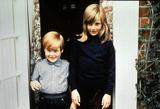 Lady Diana Photo - Lord Althorp and Lady Diana Spencer Photo by AlphaGlobe Photos
