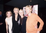 Ann Heche Photo - Michelle Williams with Sharon Stone Anne Heche and Ellen Degeneres at If These Walls Could Talk 2 Premiere  the Museum Ofmodern Art New York 2000 K18079smo Photo by Sonia Moskowitz-Globe Photos Inc