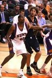 Kurt Thomas Photo - Nba Basketball Game -Phoenix Suns Vs Memphis Grizzlies in Phoenix AZ- Date 03-27-07 Photos by John Barrett-Globe Photosinc Kurt Thomaspau Gasol