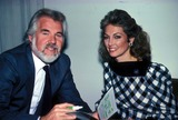 Kenny Rogers Photo - Kenny Rogers and Wife Photo by Globe Photos Inc