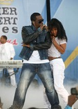 Diddy Combs Photo - Diddy-dirty Money Performs on Good Morning Americas Summer Concert Series in Central Park New York 06-04-2010 Photo by Bruce Cotler-Globe Photos Inc Sean Diddy Combs of Diddy-dirty Money
