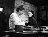 Burt Lancaster Photo - Burt Lancaster and Audrey Hepburn in the Unforgiven 1960 SmpGlobe Photos Inc