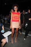 Alexander Wang Photo - Alexander Wang Spring 2014 Fashion Show Front Row Celebrities Pier 94 NYC September 7 2013 Photos by Sonia Moskowitz Globe Photos Inc 2013 Solange Knowles