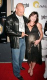 Wanda Ferraton Photo - the 1st Annual Larpy Awards Hosted by Bobbi Sue Luther Avalon Hollywood CA 05-30-2006 Photo Clinton H WallacephotomundoGlobe Photos Bill Goldberg and Wanda Ferraton