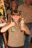 Bindi Irwin Photo - Fao Schwarz Unveils Bindi Irwin Doll Line at Fao Schwarz  New York City 02-18-2008 Photo by Paul Schmulbach-Globe Photos Inc Bindi Irwin