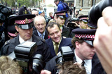 Princess Diana Photo - Nov7 2002 -Paul Burrell (Butler to Princess Diana) -Theft Trial Old Bailey London Photo Bygus HedgesglobelinkukGlobe Photos Inc