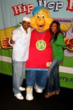 Gelila Asres Photo - Tv Premiere Party Hip Hop Harry on Discovery Kids Hosted by Claude Brooks Cinespace Hollywood CA 09-16-2006 Hip Hop Harry Posing with Claude Brooks and Gelila Asres - Producers Photo Clinton H Wallace-photomundo-Globe Photos Inc