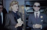 Barbara Sinatra Photo - Karl Lagerfeld Barbara Sinatra Photo by Alpha-Globe Photos Inc