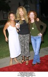AJ Langer Photo - NBC Summer Press 2001 All-star Party Ritz Carlton Hotel Pasadena CA Aj Langer Dyan Cannon  Her Dog Jc with Vicki Lewis (Cast of Three Sisters) Photo by Fitzroy Barrett  Globe Photos Inc 7-20-2001 K22494fb (D)