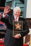 Peter Graves Photo - Peter Graves Honored with Star on the Hollywood Walk of Fame 6667 Hollywood Blvd Hollywood CA 103009 Peter Graves Photo Clinton H Wallace-photomundo-Globe Photos Inc