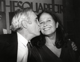 Colleen Dewhurst Photo - Jason Robards and Colleen Dewhurst Photo Adam ScullGlobe Photos Inc