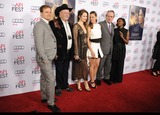 Tommy Lee Jones Photo - Evan Jones Barry Corbin Grace Gummer Hilary Swank Tommy Lee Jones attending the 2014 Afi Fest Gala Screening of the Homesman Held at the Dolby Theatre in Hollywood California on November 11 2014 Photo by D Long- Globe Photos Inc