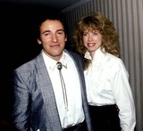 Bruce Springsteen Photo - Bruce Springsteen and Julian Phillips Photo Bycorkey NewsGlobe Photos Inc