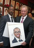 Courtney B Vance Photo - Courney B Vance Caricature Unveiling Sardis NYC July 2 2013 Photos by Sonia Moskowitz Globe Photos Inc 2013 Courtney B Vance