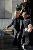 Phillip Seymour Hoffman Photo - Phillip Seymour Hoffman Funeral at St Ignatius Loyola Church in Manhattan Bruce Cotler