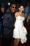 NICOLE MITCHELL Photo - Eddie Murphy with His Wife Nicole Mitchell 1994 L8409 Photo by Lisa Rose-Globe Photos Inc