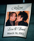 Liza Minnelli Photo - Sd03162002 Liza Minnelli  David Gest Wedding Reception at the Regent Hotel in Wall Street  New York City Photo John Krondes Globe Photos Inc 2002 Poster of Liza Minnelli  David Gest