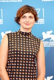 Alice Rohrwacher Photo - Alice Rohrwacher at the International Jury Photocall During the 71st Venice Film Festival on August 27 2014 in Venice Italy Kurt Krieger Photos by Kurt Krieger-Globe Photos Inc