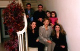 Prince Ali Photo - PRINCESS LEILAThis exceptional photograph was taken on the occasion of the 60th birthday of Empress farah in the usa (GREEWICH) in 1998For the photograph on the staircase back row princess Noor Reza ii Prince Ali RezaMiddle row Empress farah princess YasmineIn front princess Leila with Princess Iman on her knees Princess Farahnaz IMAPRESSGILLES ROLLEGLOBE PHOTOS INC - ANNIVERSAIRE SMI FARAH GREENWITCH OCTOBRE 1998CREDIT IMAPRESSGLOBE PHOTOS INC