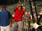 Albert Pujols Photo - Celebrities at Citi Field For the New York Mets Game in New York City 08-04-2009 Photo by Barry Talesnick-ipol-Globe Photos Inc I14462bt Albert Pujols
