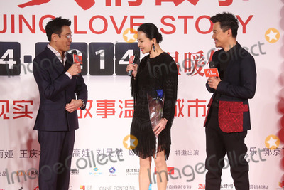 Photos From Press conference for 'Beijing Love Story'